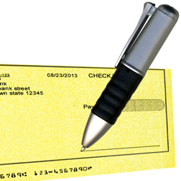 Check Writer print your own checks